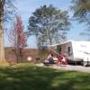 Quiet campsites